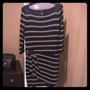 White house black market dress/tunic